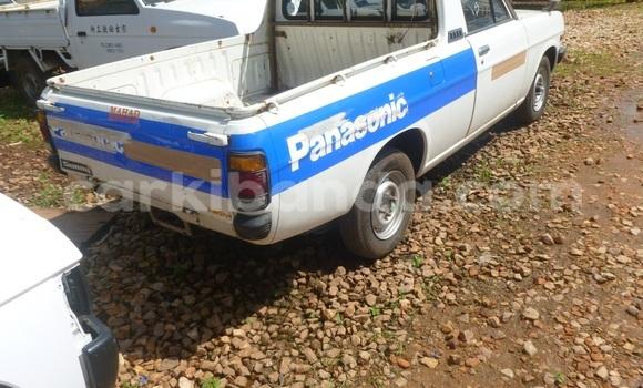 Buy New Nissan UNKNOWN White Car in Kampala in Uganda