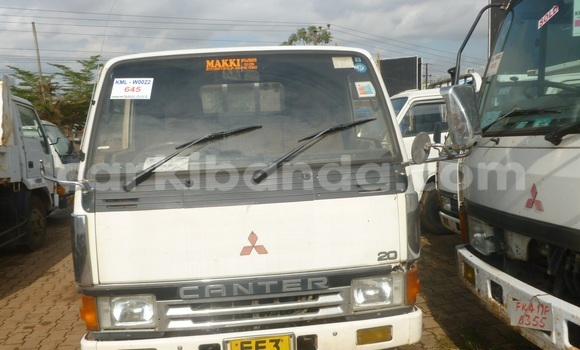Buy Used Mitsubishi L400 White Truck in Arua in Uganda