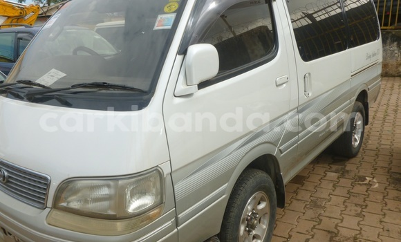 Buy Used Toyota Town Ace White Car in Kampala in Uganda