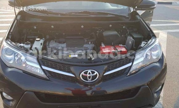 Buy Import Toyota RAV 4 Black Car in Import - Dubai in Uganda