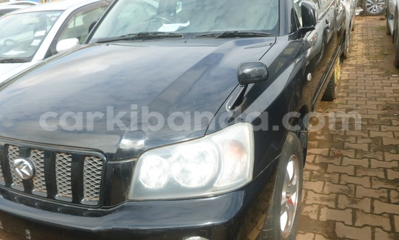 Buy Used Toyota Kluger Black Car in Arua in Uganda