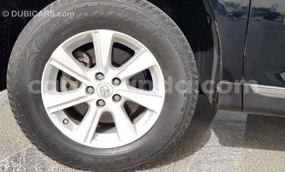 Buy Import Toyota Highlander Black Car in Import - Dubai in Uganda