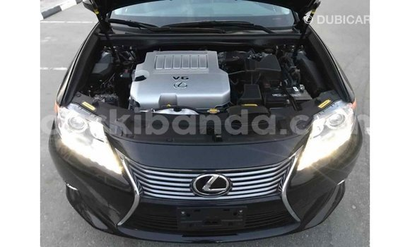 Buy Import Lexus ES Black Car in Import - Dubai in Uganda