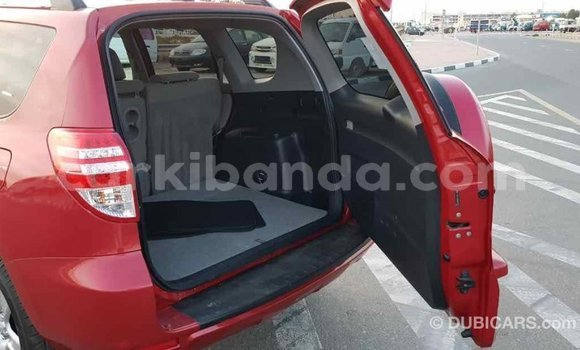 Buy Import Toyota RAV 4 Red Car in Import - Dubai in Uganda