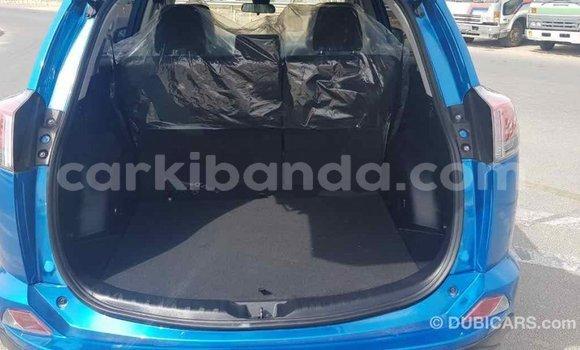 Buy Import Toyota RAV 4 Blue Car in Import - Dubai in Uganda