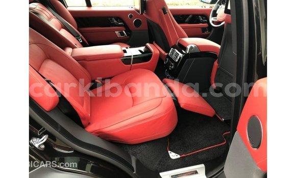 Buy Import Land Rover Range Rover Black Car in Import - Dubai in Uganda