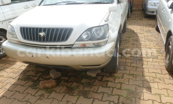 Buy New Toyota Harrier White Car in Arua in Uganda