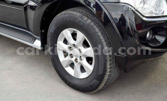 Buy Import Mitsubishi Pajero Black Car in Import - Dubai in Uganda