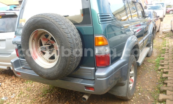 Buy Used Toyota Land Cruiser Prado Car in Arua in Uganda