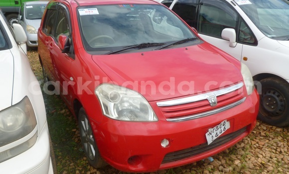 Buy New Toyota Raum Red Car in Arua in Uganda