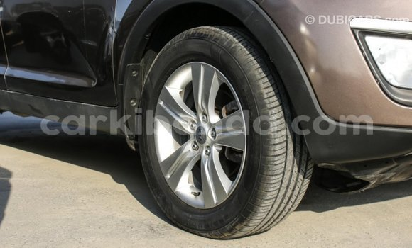 Buy Import Kia Sportage Brown Car in Import - Dubai in Uganda