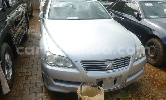 Buy New Toyota Mark X Silver Car in Arua in Uganda
