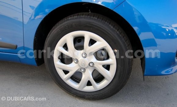 Buy Import Hyundai i10 Blue Car in Import - Dubai in Uganda