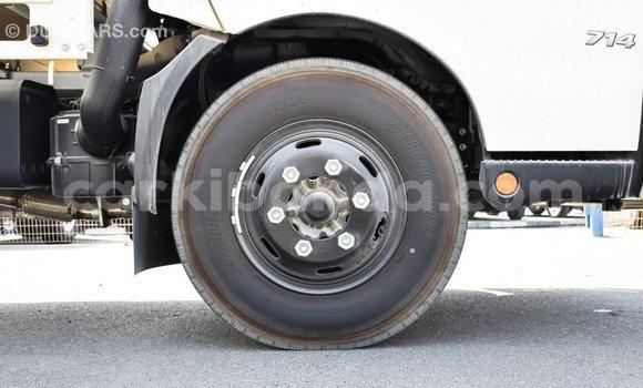 Buy Import Hino 300 Series White Truck in Import - Dubai in Uganda