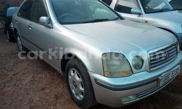 Buy Used Toyota Progres Silver Car in Kampala in Uganda