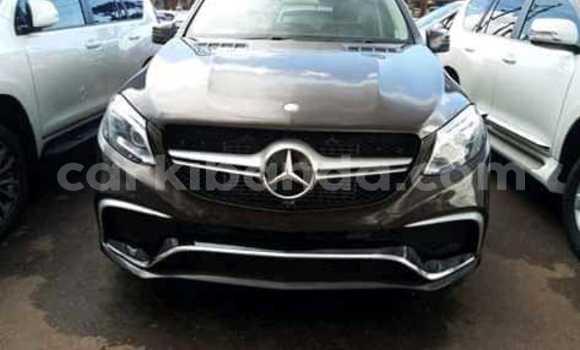 Buy Used Mercedes‒Benz GL–Class Brown Car in Kampala in Uganda