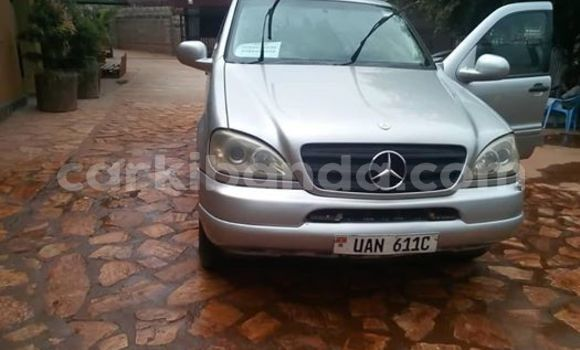 Buy Used Mercedes‒Benz ML–Class Silver Car in Kampala in Uganda