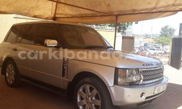 Buy Used Land Rover Range Rover Vogue Silver Car in Kampala in Uganda
