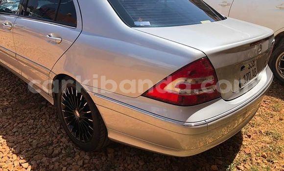 Buy Used Mercedes Benz C–Class Silver Car in Kampala in Uganda