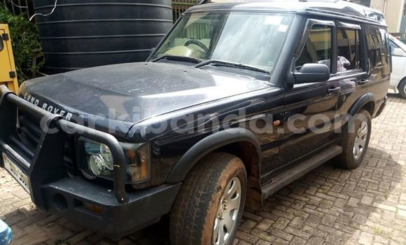 Buy Used Land Rover Discovery Black Car in Kampala in Uganda