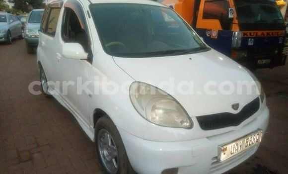 Buy Used Toyota FunCargo White Car in Kampala in Uganda