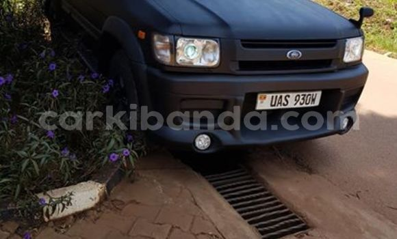 Buy Used Nissan Terrano Regulus Black Car in Kampala in Uganda