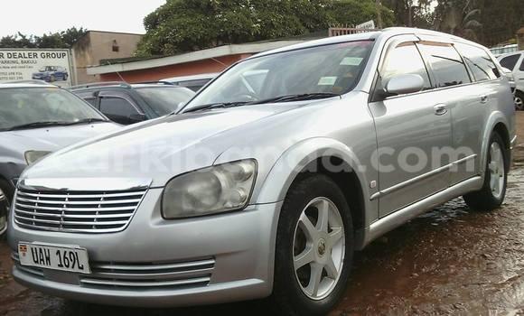 Buy Used Nissan Serena Silver Car in Arua in Uganda