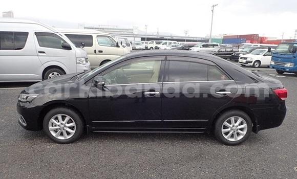 Buy Used Toyota Premio Black Car in Kampala in Uganda