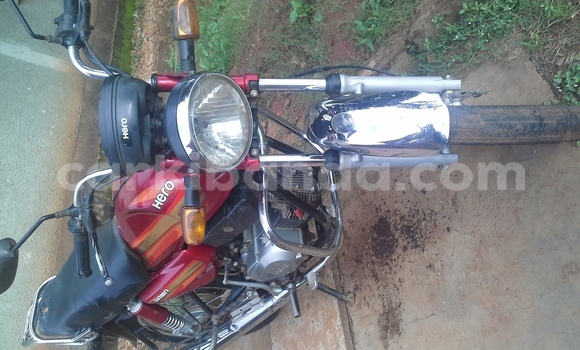 Buy Used Honda Accord Red Moto in Arua in Uganda