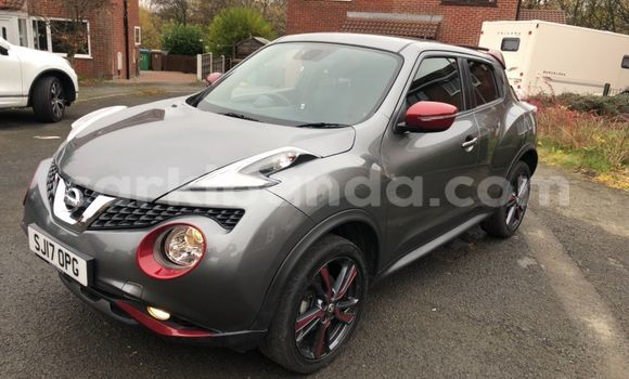 Buy Used Nissan Juke Beige Car in Kampala in Uganda