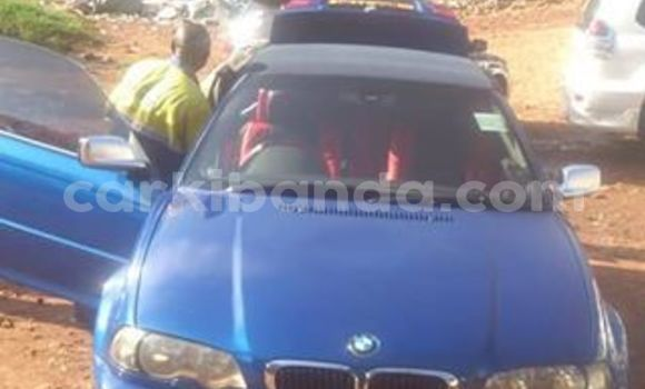 Buy Used BMW 3–Series Blue Car in Kampala in Uganda