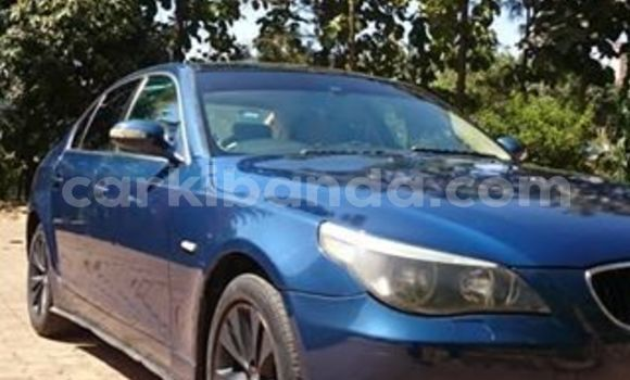 Acheter Occasion Voiture BMW 5–Series Bleu à Kampala, Ouganda