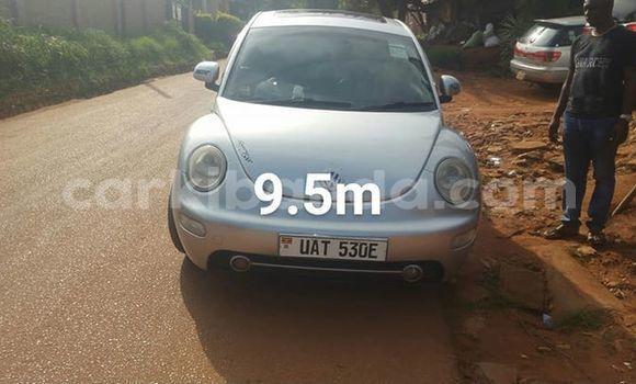 Buy Used Volkswagen Beetle Silver Car in Kampala in Uganda