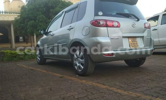 Buy Used Mazda Demio Silver Car in Kampala in Uganda