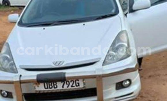 Buy Used Toyota Wish White Car in Kampala in Uganda