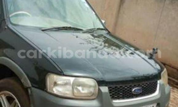 Buy Used Ford Escape Green Car in Kampala in Uganda