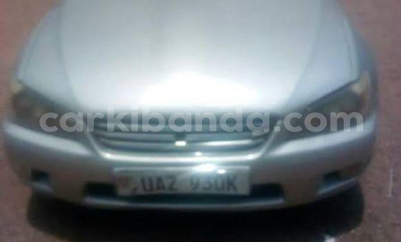 Buy Used Toyota Altezza Silver Car in Kampala in Uganda