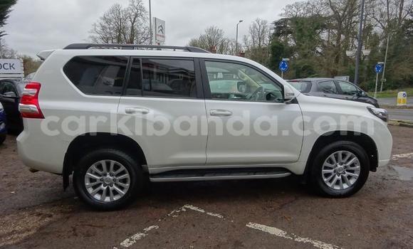 Buy Used Toyota Land Cruiser White Car in Kampala in Uganda