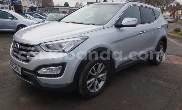 Buy Used Hyundai Santa Fe Silver Car in Kampala in Uganda