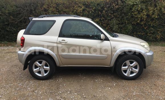 Buy Used Toyota RAV4 Beige Car in Kampala in Uganda