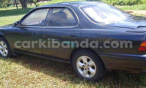 Buy Used Toyota Vista Black Car in Gulu in Uganda