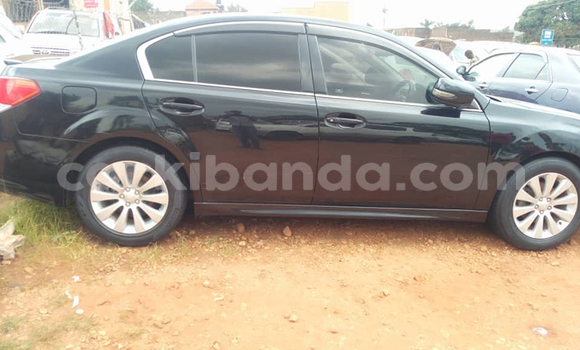 Buy New Subaru Legacy Black Car in Kampala in Uganda