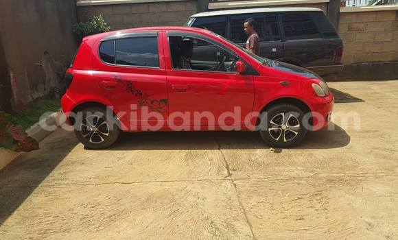 Buy Used Toyota Vitz Red Car in Arua in Uganda