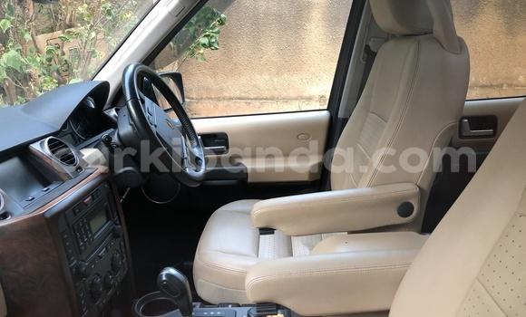 Buy Used Land Rover Discovery Black Car in Kampala in Uganda
