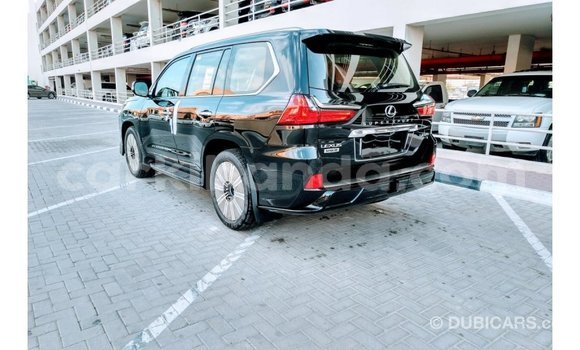 Buy Import Lexus LX Black Car in Import - Dubai in Uganda