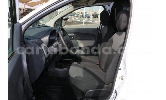 Buy Import Renault Dokker White Car in Import - Dubai in Uganda