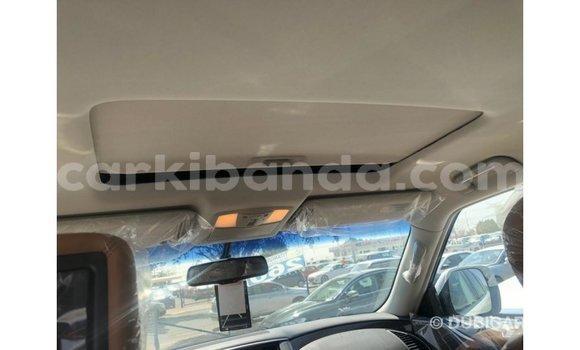 Buy Import Nissan Patrol White Car in Import - Dubai in Uganda