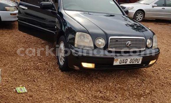 Buy Used Toyota Progress Black Car in Kampala in Uganda