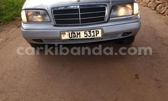 Buy Used Mercedes‒Benz C–Class Silver Car in Kampala in Uganda