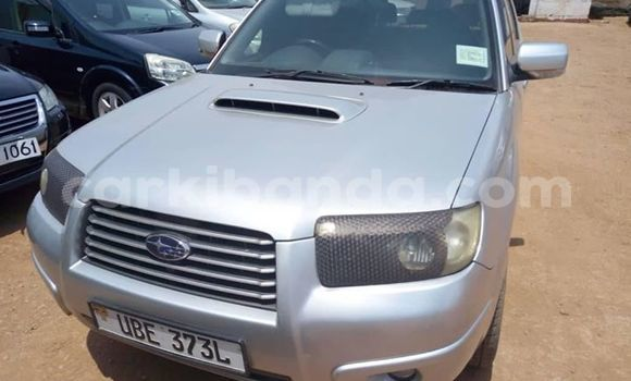 Buy Used Subaru Forester Silver Car in Kampala in Uganda